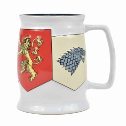 Game of Thrones Tankard Banner Sigils