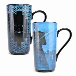 Game of Thrones Heat Change Latte Mug Winter is Coming