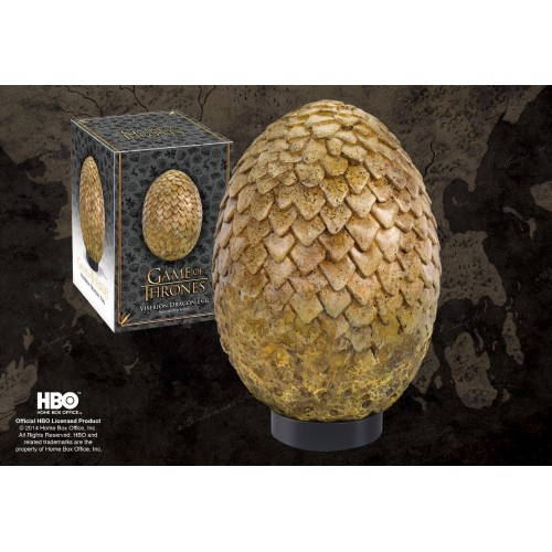 Game of Thrones Viserion Dragon Egg