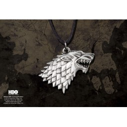 Game of Thrones Stark Costume Pendant