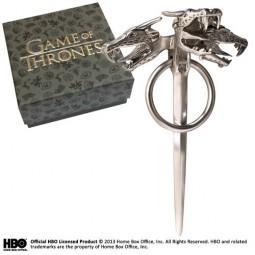 Game of Thrones Three Headed Dragon Pin