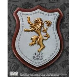 Game of Thrones Lannister House Crest