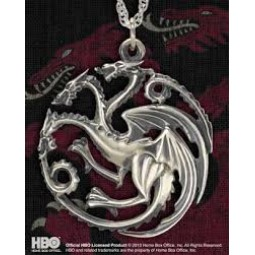 Game of Thrones Targaryen Pendant