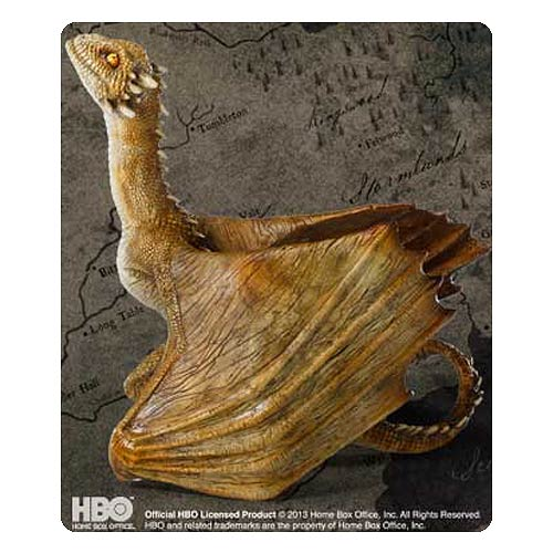 Game of Thrones Viseron Baby Dragon