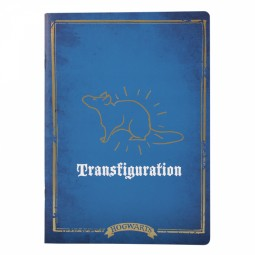 Harry Potter Exercise Book Transfiguration