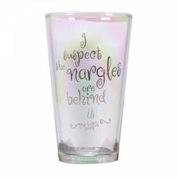 Harry Potter Luna Lovegood Large Glass