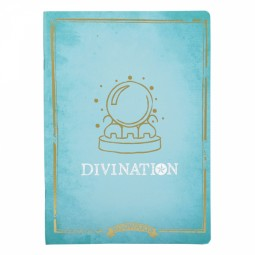 Harry Potter Exercise Book Divination