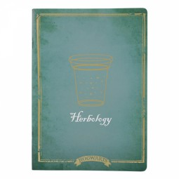 Harry Potter Excercise Book Herbology