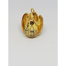 Harry Potter Lumos Charm Golden Egg #17