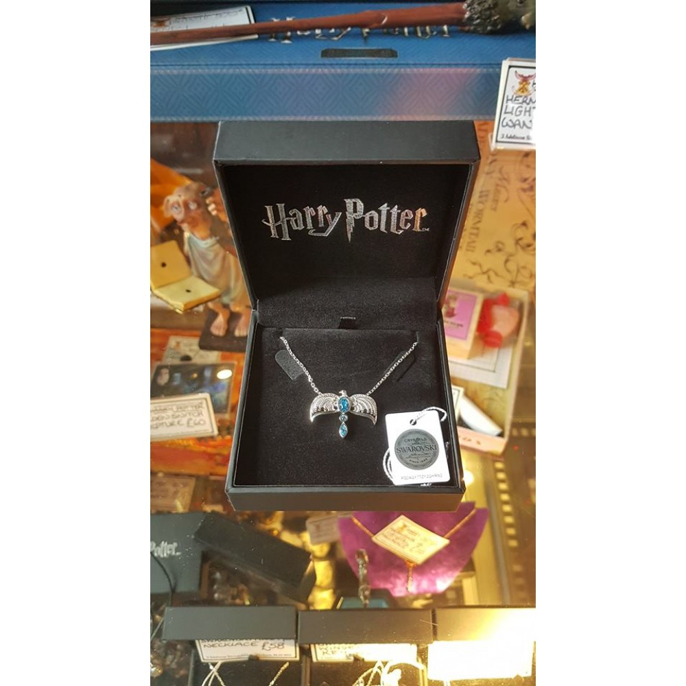 bcbe10a2e4a11 Harry Potter Ravenclaw Diadem Necklace Embellished with Swarovski ...