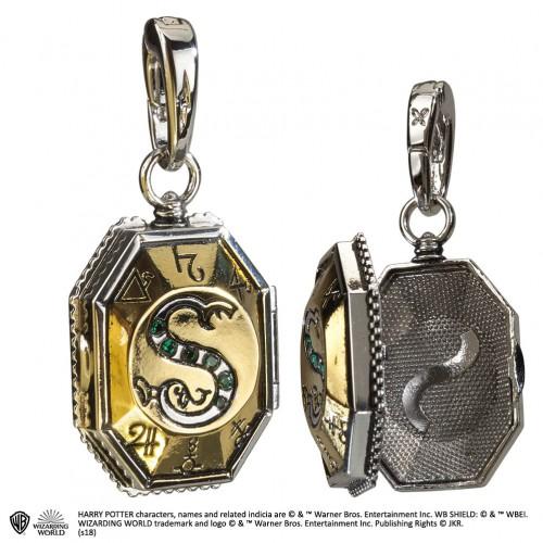 Harry Potter Lumos Charm Slytherin Locket #24