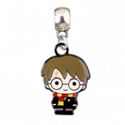 Harry Potter Silver Plated Chibli Slider Charm
