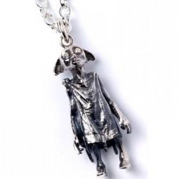 Harry Potter Sterling Silver Dobby Necklace