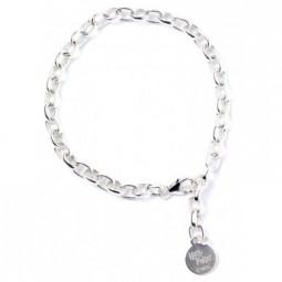 Harry Potter Sterling Silver Adult Charm Bracelet