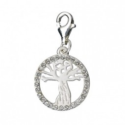 HARRY POTTER SWAROVSKI COLLABORATION WHOMPING WILLOW CLIP ON CHARM