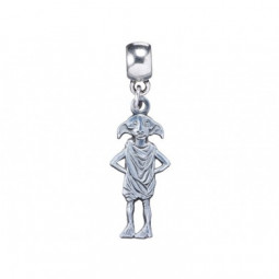 Harry Potter Slider Charm Silver Plated Dobby