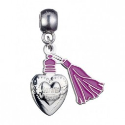 Harry Potter Silver Plated Love Potion Charm
