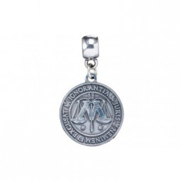 Harry Potter Silver Plated Ministry of Magic Slider Charm