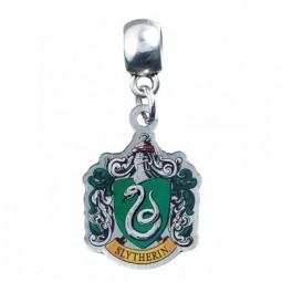 Harry Potter Silver Plated Slytherin Slider Charm