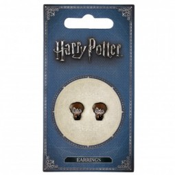 Harry Potter Chibi Style Harry Earrings