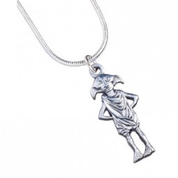 Harry Potter Silver Plated Dobby Necklace