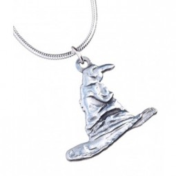 Harry Potter Silver Plated Sorting Hat Necklace