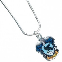 Harry Potter Silver Plated Ravenclaw Necklace