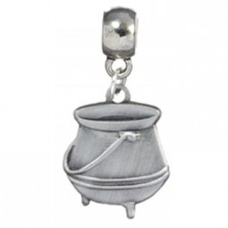 Harry Potter Silver Plated Cauldron Slider Charm