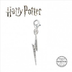 PRE ORDER HARRY POTTER SWAROVSKI COLLABORATION LIGHTNING BOLT CLIP ON CHARM
