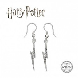 PRE ORDER HARRY POTTER SWAROVSKI LIGHTNING BOLT EARRINGS