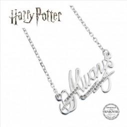 Harry Potter Swarovski Embellished Always Necklace