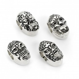 Harry Potter Death Eater Mask Charm Bead Set