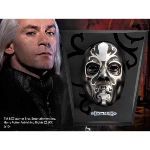 Harry Potter Lucius Malfoy Death Eater Mask
