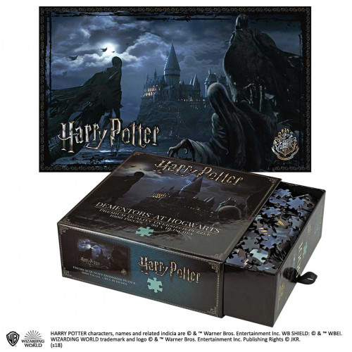 Harry Potter Dementors at Hogwarts 1,000 pc Jigsaw Puzzle