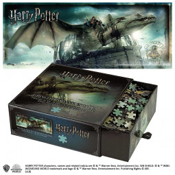 Harry Potter  Jigsaw Puzzle Gringotts Bank Escape 1,000pc