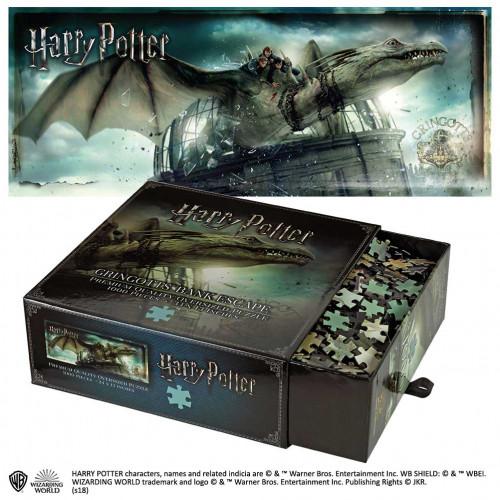 Harry Potter  Jigsaw Puzzle Gringotts Bank Escape 1,000pc