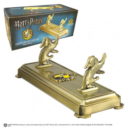 Harry Potter Hufflepuff Wand Display Stand