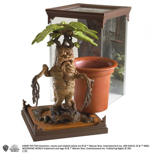Harry Potter Magical Creature #17 Mandrake