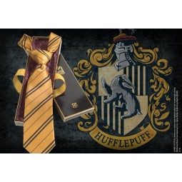 Harry Potter Hufflepuff House Tie