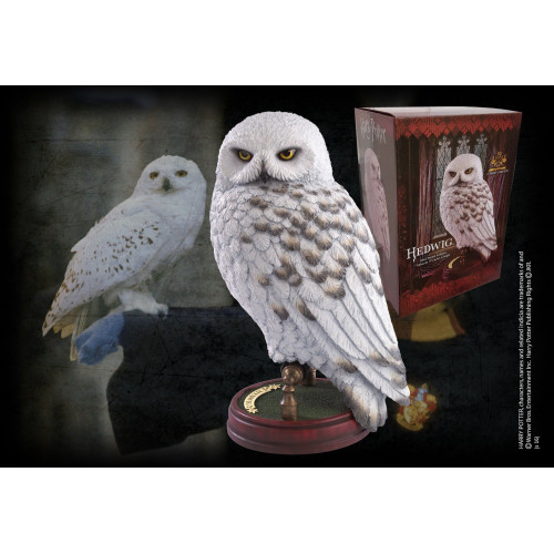 Harry Potter Hedwig Resin Sculpture