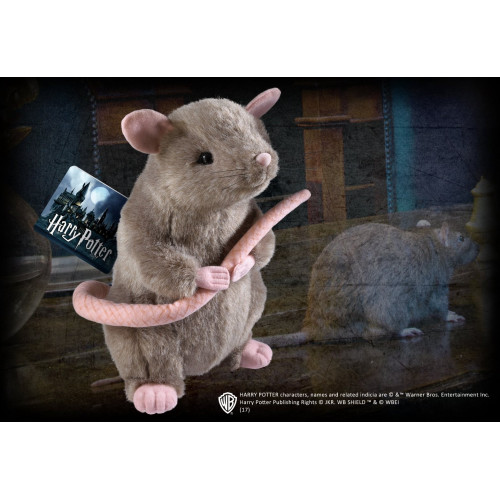Harry Potter Scabbers Plushie