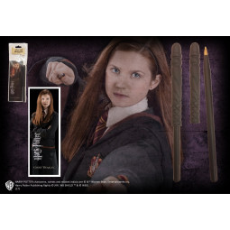 Harry Potter Wand Pen with Bookmark Ginny