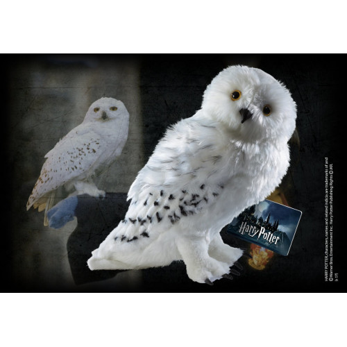 """Harry Potter Hedwig Collectors Plush 15"""""""