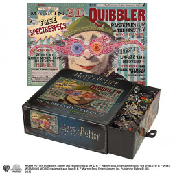 Harry Potter Quibbler 1,000 piece puzzle