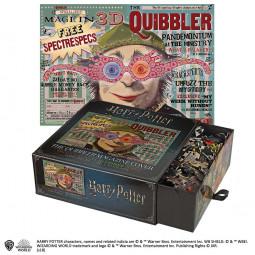Harry Potter Quibbler 1,000 piece puzzle