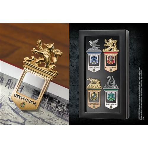 Harry Potter Hogwarts Bookmark Set