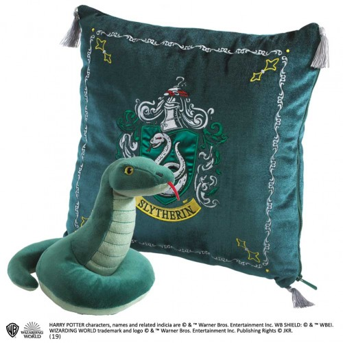 Harry Potter Slytherin Mascot Cushion