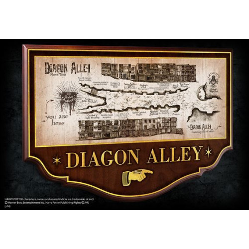 Harry Potter Diagon Alley Sign