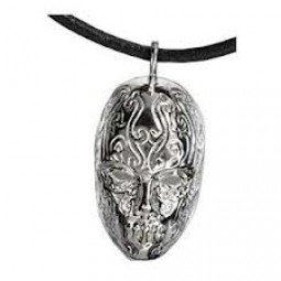 Harry Potter Sterling Silver Bellatrix Pendant