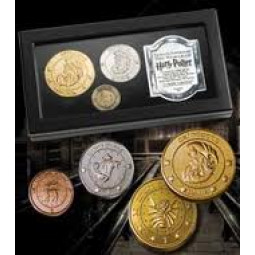 Harry Potter Gringotts Coins